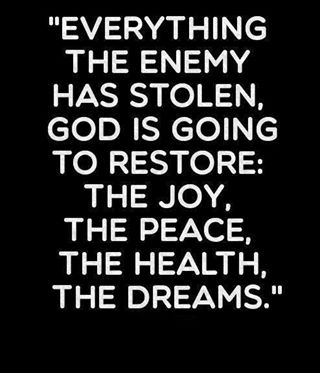 Let God do the talking!